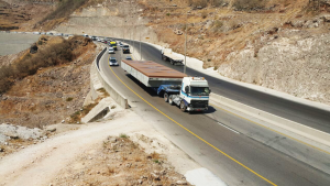 over dimensional wide project cargo along with royal omani police escort services from dubai