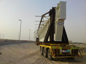 movement of project cargo requires special handling equipments,adso design the most efficient and cost-effective frameworks for our clients, for smooth handling of Break Bulk cargo