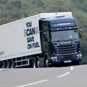 heavy lift cargo truck