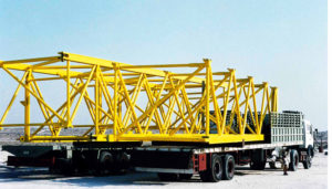 For heavy industrial building design material adso made a proper planning for transporting which includes risk analysis such as height barriers and roads.