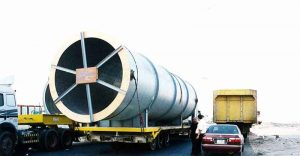 project forwarding companies are ready to send industrial equipment through land freight